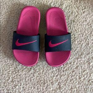 Nike Kids Slides